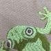 4 Yards Animal Children  Woven  Fabric