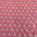 6 Yards Polka Dots  Woven  Fabric