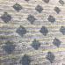 1 Yard Diamond Solid  Chenille  Fabric