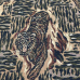 12 Yards Animal Novelty  Woven  Fabric