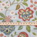 4 1/4 Yards Floral  Print  Fabric