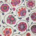 6 1/2 Yards Floral Paisley  Print  Fabric