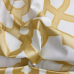6 1/2 Yards Damask Geometric  Print  Fabric