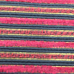 1 1/2 Yards Stripe  Ribbed  Fabric