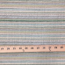 2 1/4 Yards Stripe  Chenille Ribbed  Fabric