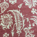 1 1/4 Yards Paisley  Woven  Fabric