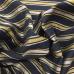 1 Yard Stripe  Woven  Fabric