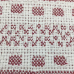 6 1/2 Yards Abstract Geometric  Woven  Fabric