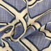 8 1/4 Yards Geometric  Print  Fabric