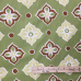 12 Yards Geometric Nature  Print  Fabric