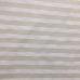 3 1/2 Yards Stripe  Woven  Fabric