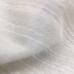 1 1/2 Yards Solid Stripe  Canvas/Twill  Fabric