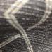2 1/2 Yards Abstract Diamond  Woven  Fabric