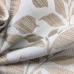 4 1/2 Yards Floral Nature  Ribbed Satin  Fabric