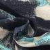 2 1/2 Yards Abstract  Ribbed  Fabric