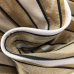 2 Yards Stripe  Satin  Fabric