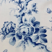 RL Ashfield Twill Floral Delft Blue (H)