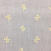 2 Yards Children Novelty  Embroidered Sheer  Fabric