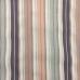 2 1/2 Yards Stripe  Woven  Fabric