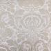 4 Yards Damask  Satin Woven  Fabric