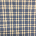 1 3/4 Yards Plaid/Check  Woven  Fabric