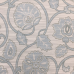 4 Yards Damask Floral  Woven  Fabric