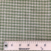 5 Yards Houndstooth  Woven  Fabric