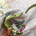 4 3/4 Yards Animal Geometric  Print  Fabric