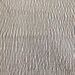 2 Yards Crinkled  Sheer  Fabric