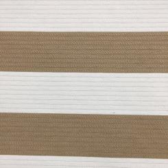 3 1/2 Yards Stripe  Ribbed  Fabric