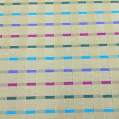 15 Yards Children Plaid/Check  Woven  Fabric