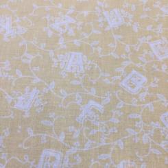25 Yards Children Novelty  Print  Fabric