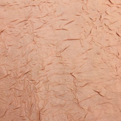 3 1/2 Yards Crinkled  Woven  Fabric