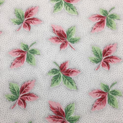 21 1/2 Yards Floral  Print  Fabric