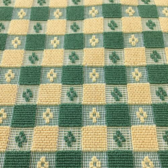 12 Yards Children Floral  Textured Woven  Fabric