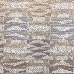 11 1/2 Yards Geometric Textured  Woven  Fabric
