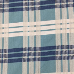 3 3/4 Yards Plaid/Check  Woven  Fabric