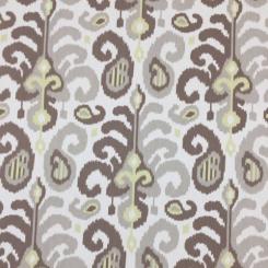 8 1/2 Yards Ikat  Print  Fabric