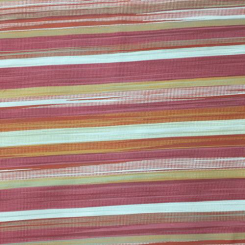 2 1/2 Yards Stripe  Ribbed Woven  Fabric