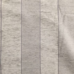 2 1/2 Yards Stripe  Sheer Woven  Fabric