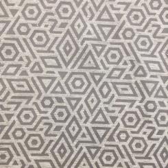 7 Yards Geometric  Canvas/Twill  Fabric