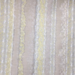 7 Yards Abstract Stripe  Woven  Fabric