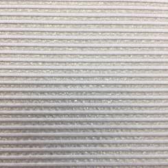 6 1/4 Yards Stripe  Ribbed  Fabric