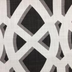 1 1/4 Yards Abstract Diamond  Basket Weave Print  Fabric