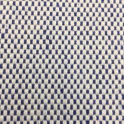 1 1/2 Yards Polka Dots  Tweed  Fabric