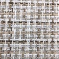 2 1/4 Yards Plaid/Check  Basket Weave  Fabric