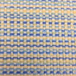 5 1/2 Yards Polka Dots Stripe  Woven  Fabric