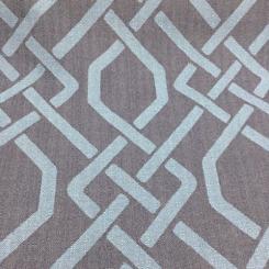8 Yards Geometric  Basket Weave  Fabric