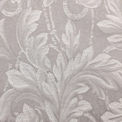 4 3/4 Yards Floral  Canvas/Twill Ribbed  Fabric
