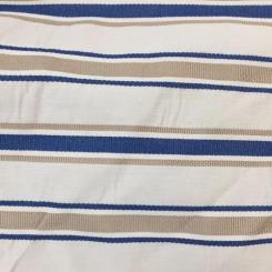 5 1/2 Yards Stripe  Woven  Fabric